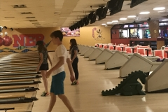 Back-to-School Bowling